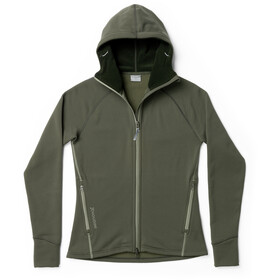 Houdini Power Houdi Jacket Dame Willow Green